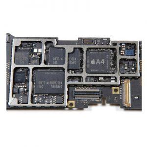 Thay ổ cứng Ipad