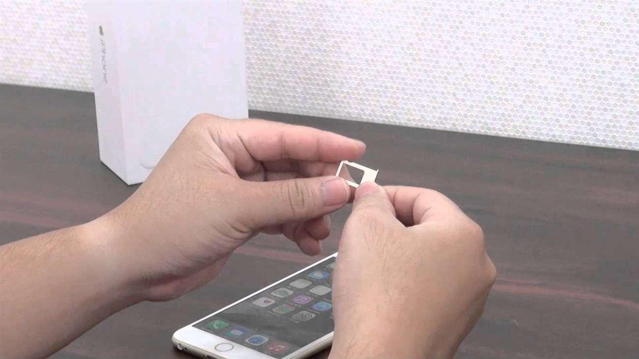 iPhone 6 Lock không nhận sim, làm sao để sửa?