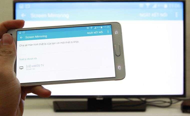 Sửa lỗi Màn Hình Samsung Bị Liệt Cảm Ứng Ngay Tức Thì