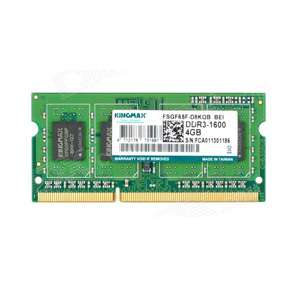 ram laptop Kingmax DDRam3 - 2GB - Bus 1066/1333/1600 MHz
