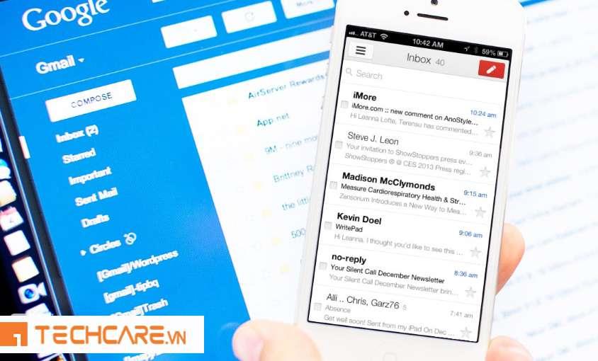 Hướng Dẫn Cách Đăng Xuất Gmail Trên Ipad, Iphone
