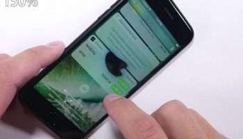 [Hỏi Đáp] Màn hình iPhone 7 có chống xước không?