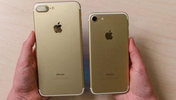Màn hình iphone 7 plus bao nhiêu inch? Vừa tay không?