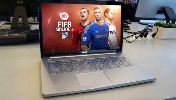 Những chiếc Laptop Chơi Fifa Online 3 Chạy Mượt Không Giật Không Lag, Giá Siêu Rẻ