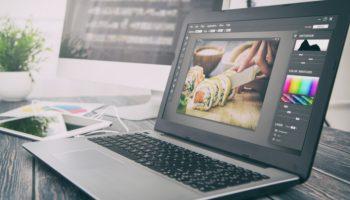 Chọn mua Laptop Làm Photoshop Giá Rẻ Cấu hình mạnh